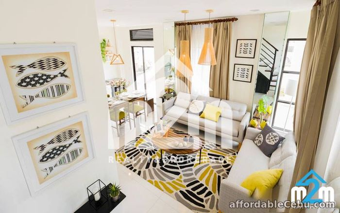 3rd picture of Serenis South(TOWNHOUSE UNIT) Pooc, Talisay City, Cebu For Sale in Cebu, Philippines