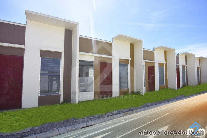 1st picture of Villa Casita(1-Storey Rowhouses) READY FOR OCCUPANCY For Sale in Cebu, Philippines