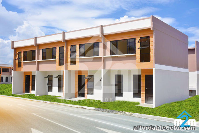 1st picture of Decahomes Baywalk(2-Storey Townhouse) Dumlog, Talisay City, Cebu For Sale in Cebu, Philippines