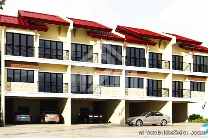 1st picture of Luana Homes Dos(EXECUTIVE TOWNHOUSE) Upper Calajoan Road, Brgy. Vito, Minglanilla, Cebu For Sale in Cebu, Philippines