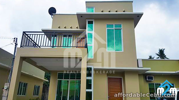 1st picture of Amor Ville(DUPLEX HOUSE) READY FOR OCCUPANCY For Sale in Cebu, Philippines