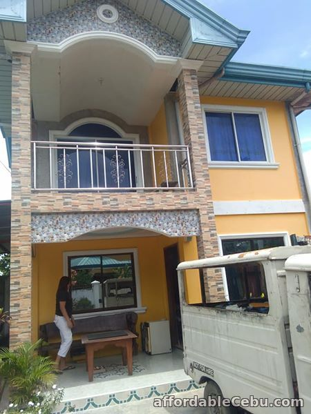 1st picture of RESIDENTIAL SINGLE DETACHED 2 STOREY READY FOR OCCUPANCY For Sale in Cebu, Philippines
