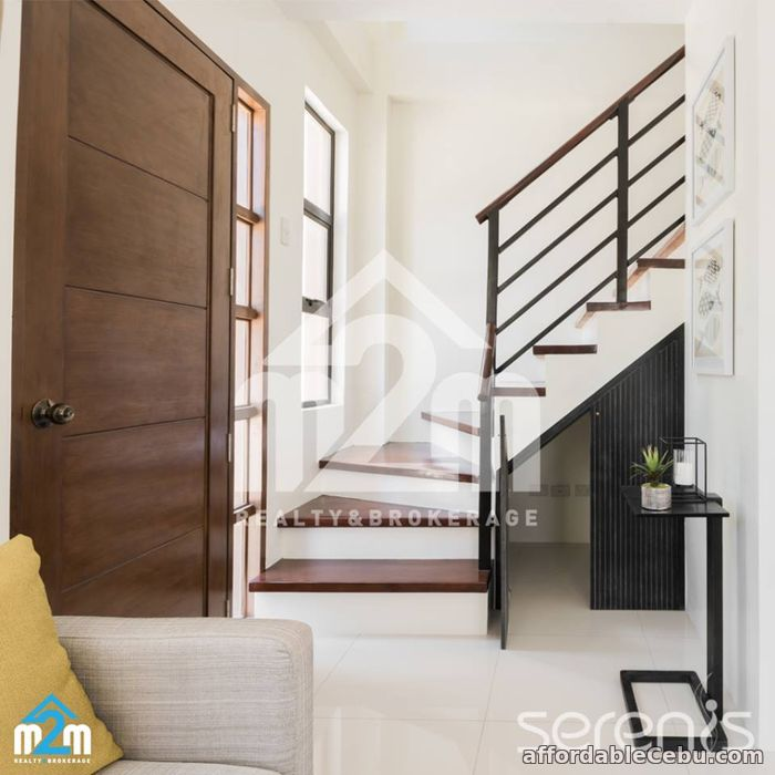 2nd picture of Serenis South(TOWNHOUSE UNIT) Pooc, Talisay City, Cebu For Sale in Cebu, Philippines