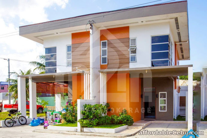 1st picture of 88 Brookside Subdivision(CAILEY MODEL) San Roque, Talisay City, Cebu For Sale in Cebu, Philippines
