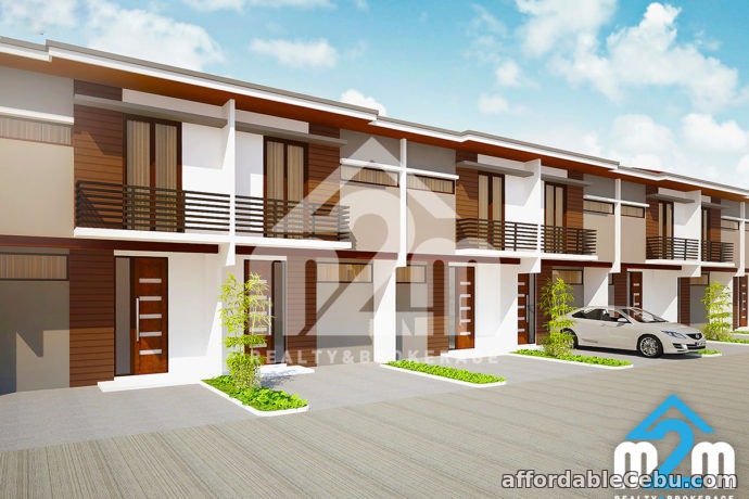 1st picture of Guada Plains(SOPHIA MODEL) Maria Theresa Village 2, Guadalupe For Sale in Cebu, Philippines