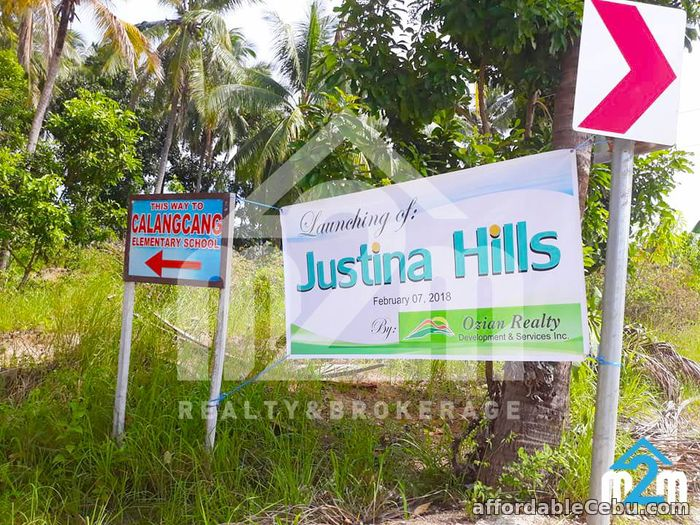 1st picture of Justina Hills Estate(LOT ONLY) Calangcang, Badian, Cebu For Sale in Cebu, Philippines