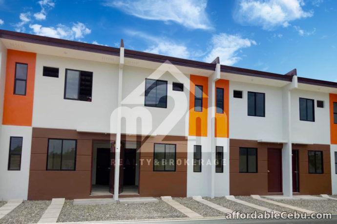 1st picture of Tierra Nava(2-STOREY TOWNHOUSE)READY FOR OCCUPANCY For Sale in Cebu, Philippines