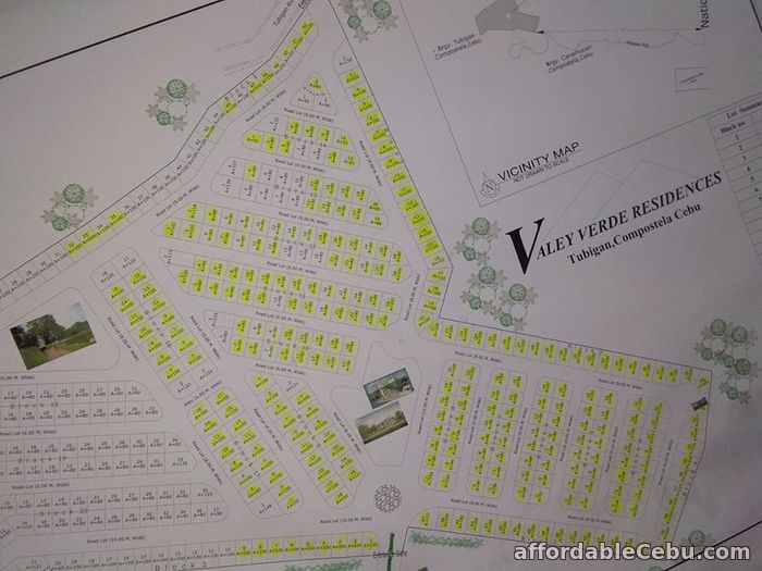 3rd picture of Valley Verde(LOT ONLY) Tubigan, Compostela, Cebu City For Sale in Cebu, Philippines