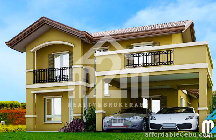 1st picture of Camella Carcar(GRETA MODEL) Can-asujan, Carcar Cebu For Sale in Cebu, Philippines