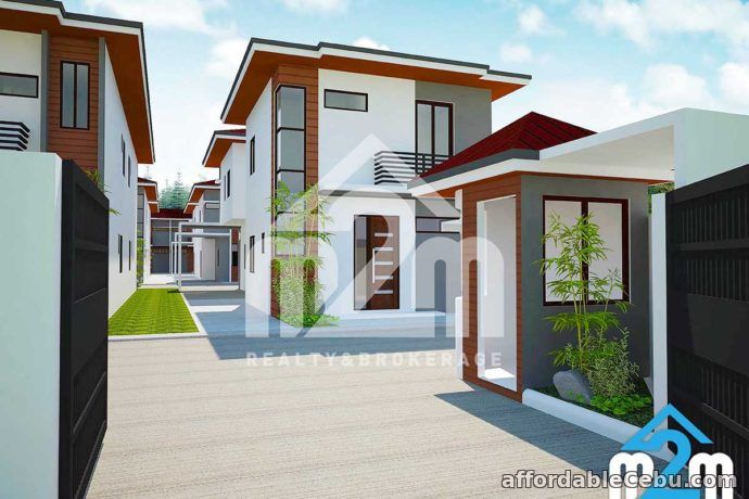 2nd picture of Guada Plains(SOPHIA MODEL) Maria Theresa Village 2, Guadalupe For Sale in Cebu, Philippines