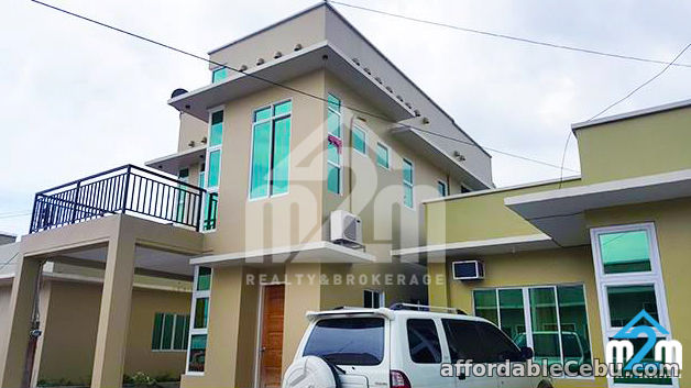 2nd picture of Amor Ville(DUPLEX HOUSE) READY FOR OCCUPANCY For Sale in Cebu, Philippines