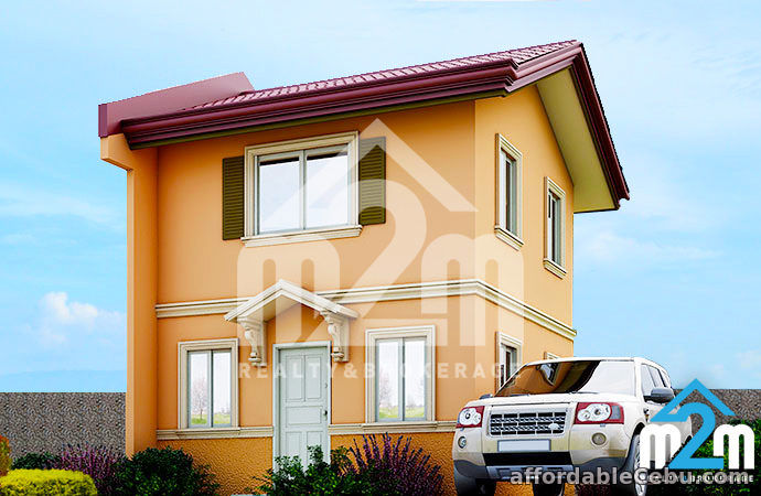 1st picture of Camella Carcar(BELLA MODEL) Can-asujan, Carcar Cebu For Sale in Cebu, Philippines