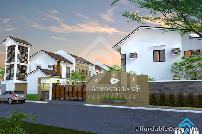 3rd picture of Almonds Lane Residences(TOWNHOUSES) Poblacion, Talisay City, Cebu For Sale in Cebu, Philippines