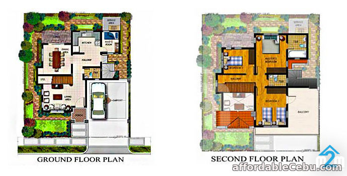 2nd picture of Corona Del Mar(BIANCA MODEL) READY FOR OCCUPANCY For Sale in Cebu, Philippines