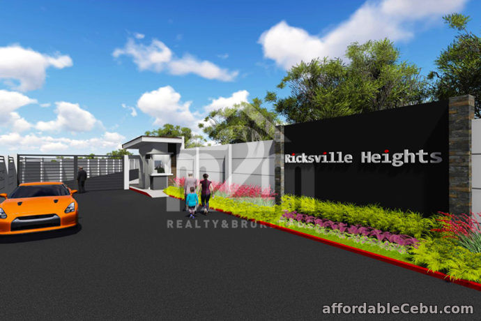 3rd picture of Ricksville Heights-Cabangahan(TOWNHOUSE) Cabangahan, Consolacion For Sale in Cebu, Philippines