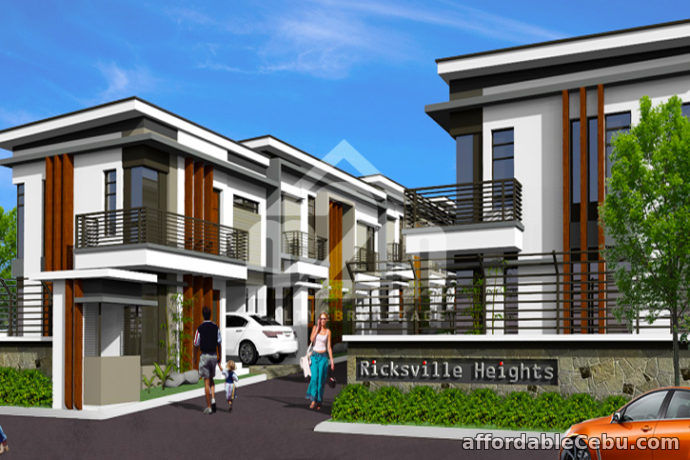 2nd picture of Ricksville Heights-Cabangahan(TOWNHOUSE) Cabangahan, Consolacion For Sale in Cebu, Philippines