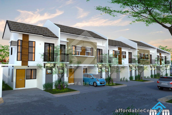 1st picture of Almonds Lane Residences(TOWNHOUSES) Poblacion, Talisay City, Cebu For Sale in Cebu, Philippines