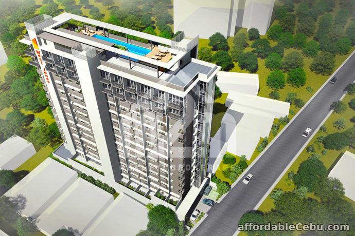 3rd picture of West Jones Residences(STUDIO UNIT) Jones Avenue Cebu City For Sale in Cebu, Philippines
