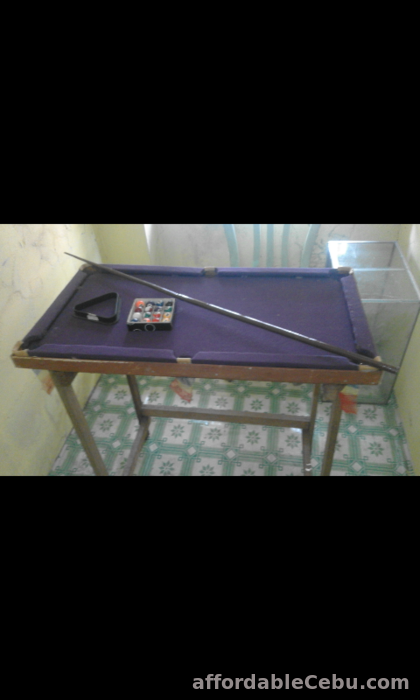 1st picture of billiard table For Sale in Cebu, Philippines