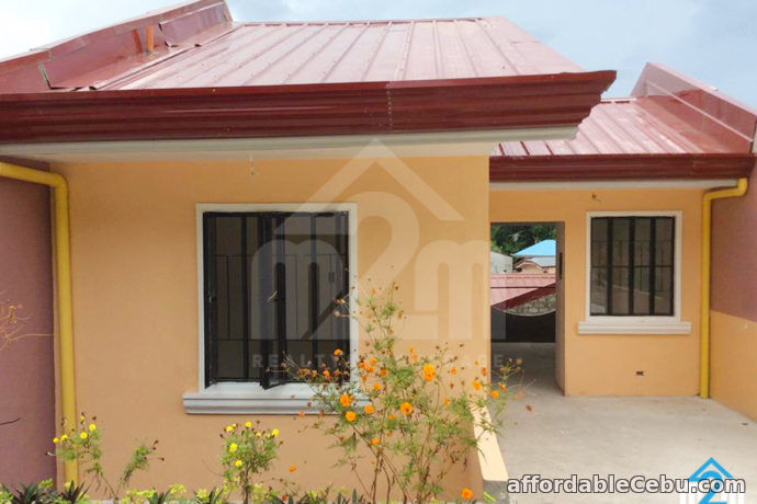 1st picture of House and Lot For Sale Ready For Occupancy - Villa Purita Subdivision(ELAINE MODEL) Pakigne, Minglanilla, Cebu For Sale in Cebu, Philippines