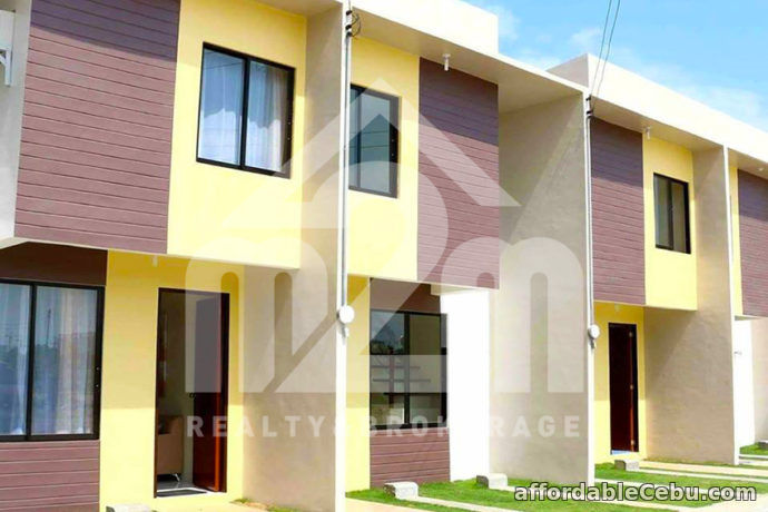 1st picture of Sunberry Homes(2-STOREY TOWNHOUSE) Soong, Lapu-lapu City, Cebu For Sale in Cebu, Philippines