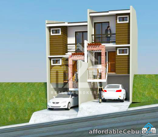1st picture of Brand New High Uphill(3-STOREY TOWNHOUSE)Guadalupe Cebu For Sale in Cebu, Philippines