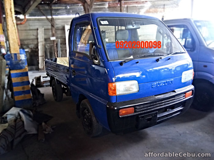 4th picture of surplus suzuki multicab pick up 4x4 For Sale or Swap in Cebu, Philippines