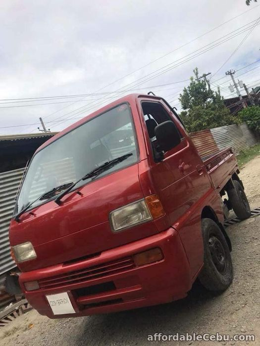 3rd picture of surplus suzuki multicab pick up 4x4 For Sale or Swap in Cebu, Philippines