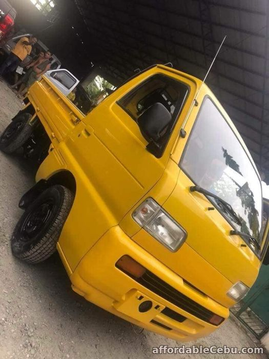 2nd picture of surplus suzuki multicab pick up 4x4 For Sale or Swap in Cebu, Philippines