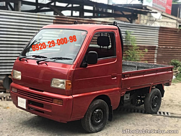 1st picture of surplus suzuki multicab pick up 4x4 For Sale or Swap in Cebu, Philippines