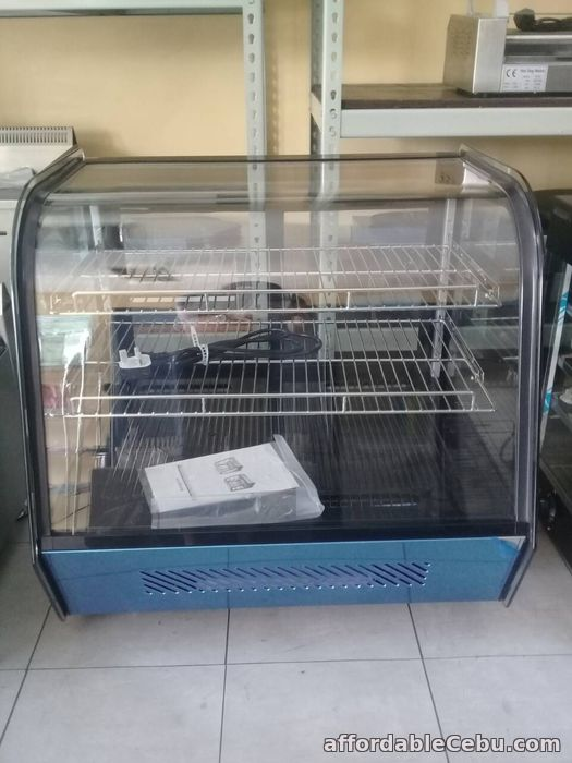 2nd picture of 3FT Table Top Display Cake Chiller For Sale in Cebu, Philippines