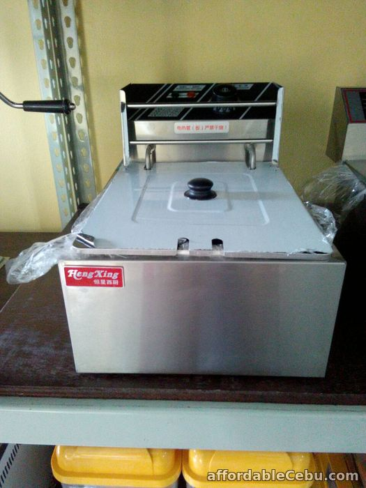 2nd picture of Single Tank Electric Deep Fryer For Sale in Cebu, Philippines