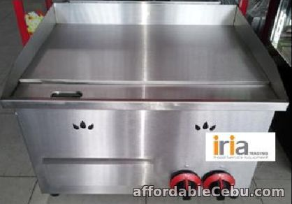 1st picture of Gas Griddle (2 Burners) For Sale in Cebu, Philippines