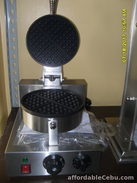 1st picture of WAFFLE MAKER (1HEAD) For Sale in Cebu, Philippines