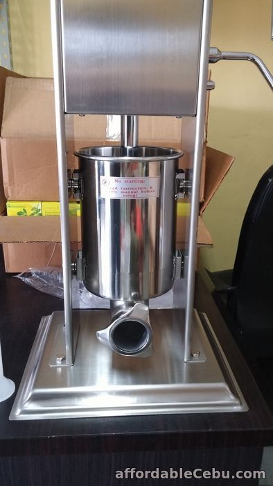 1st picture of MEAT STUFFER (5 LITERS) For Sale in Cebu, Philippines