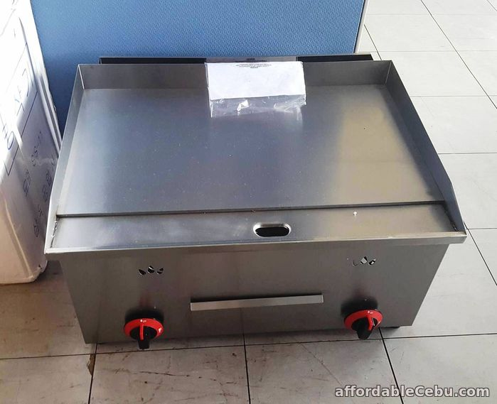 2nd picture of Gas Griddle (2 Burners) For Sale in Cebu, Philippines