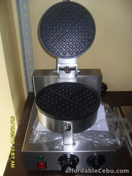 2nd picture of WAFFLE MAKER (1HEAD) For Sale in Cebu, Philippines