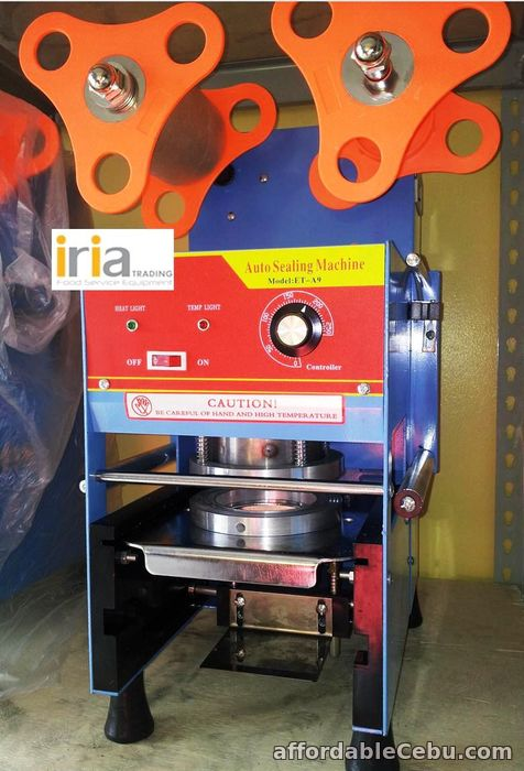 1st picture of Cup Sealing Machines (Brand New) For Sale in Cebu, Philippines