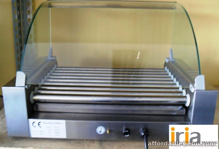 1st picture of 9PINS HOTDOG ROLLER For Sale in Cebu, Philippines