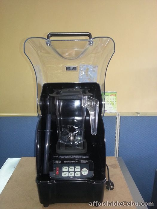 1st picture of Heavy Duty Blender Genuine JTC Omni V with cover For Sale in Cebu, Philippines