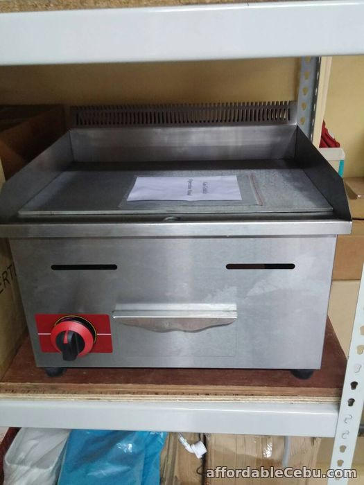 2nd picture of Gas Griddle (1 Burner) For Sale in Cebu, Philippines