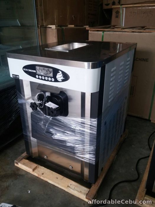 2nd picture of SOFT ICE CREAM MACHINE (1 NOZZLE) For Sale in Cebu, Philippines