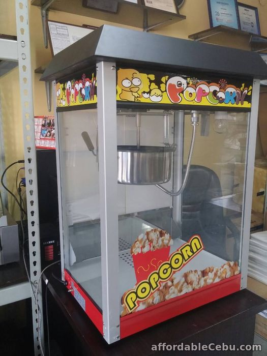 1st picture of Popcorn Maker Machine (Brand New) For Sale in Cebu, Philippines