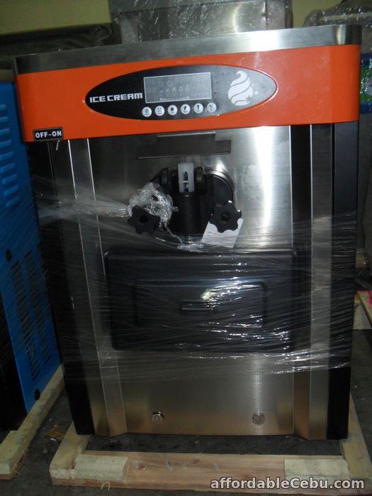 1st picture of SOFT ICE CREAM MACHINE (1 NOZZLE) For Sale in Cebu, Philippines