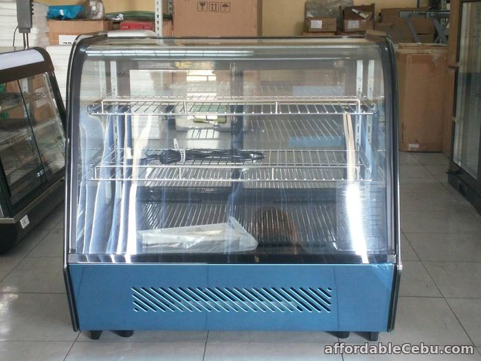 1st picture of 3FT CAKE CHILLER TABLETOP For Sale in Cebu, Philippines