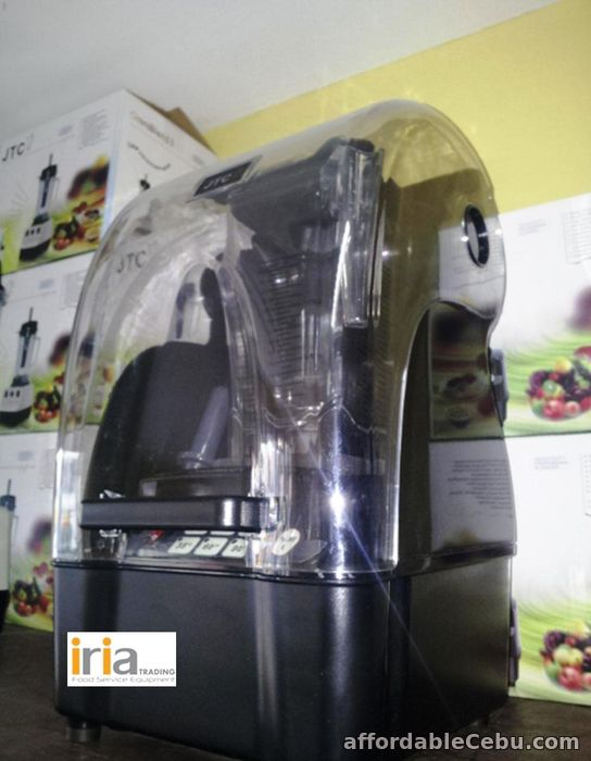 2nd picture of Heavy Duty Blender Genuine JTC Omni V with cover For Sale in Cebu, Philippines