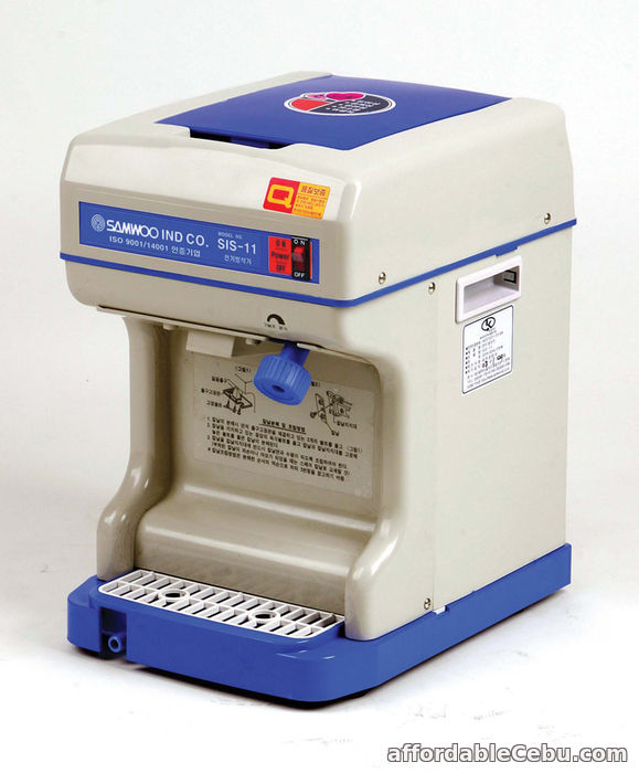 2nd picture of Ice Crusher / Ice Shaver (Brand New) For Sale in Cebu, Philippines
