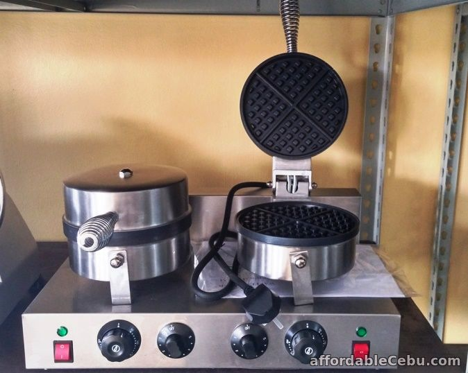 1st picture of WAFFLE MAKER (2 HEADS) For Sale in Cebu, Philippines