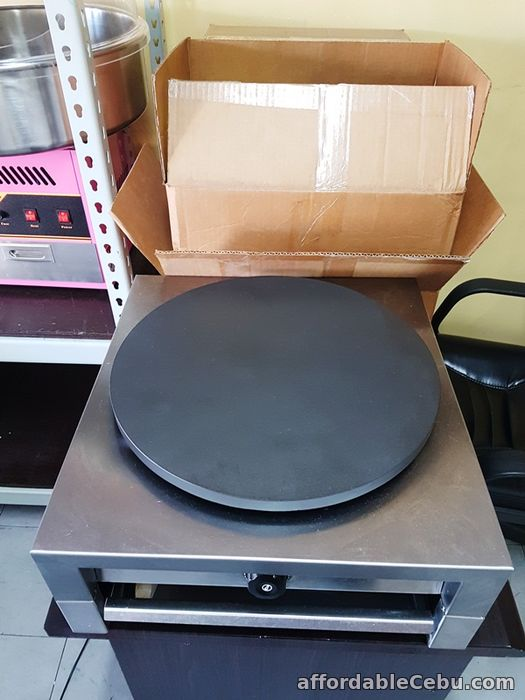 1st picture of Crepe Maker (Brand New on STOCK) For Sale in Cebu, Philippines