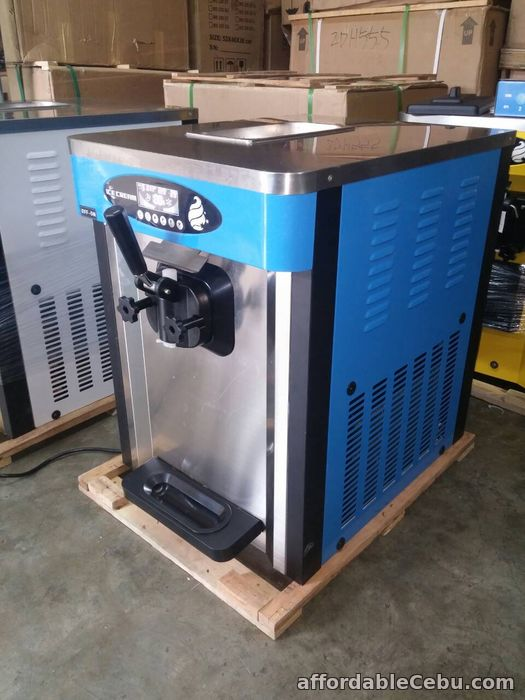 3rd picture of SOFT ICE CREAM MACHINE (1 NOZZLE) For Sale in Cebu, Philippines